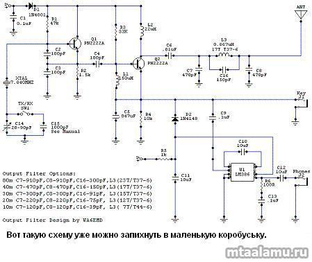 Мануал на русском к трансиверу ts 2000.