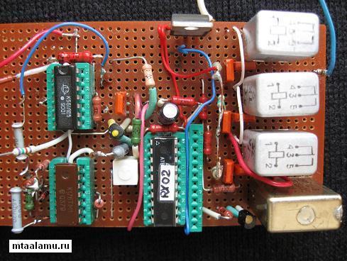 Продолжение - Radio receiver