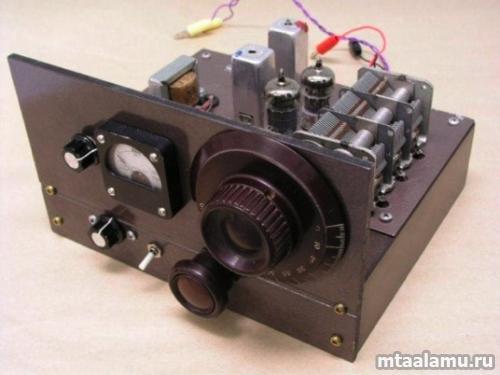Самодельный корпус к радиоприемнику 91